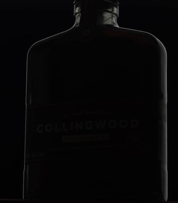 Collingwood Double Barreled Whiskey edge-hilite