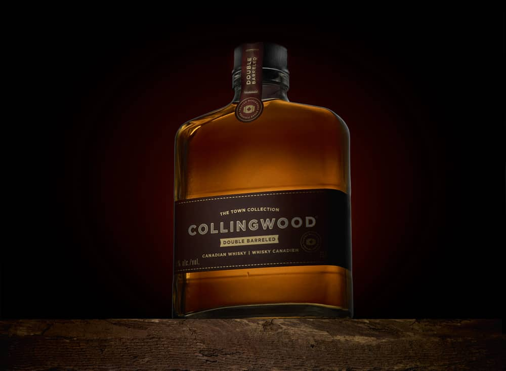 Collingwood Double Barreled Whiskey final