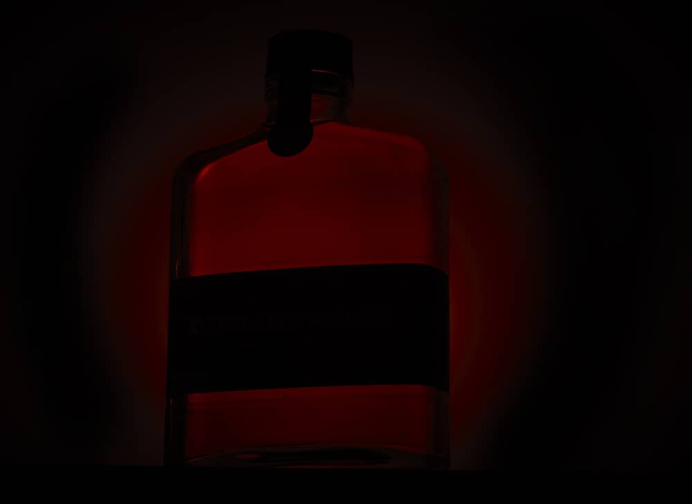 Collingwood Double Barreled Whiskey background